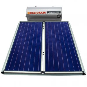 Ηλιακός Θερμοσίφωνας Megasun - Τριπλής Ενέργειας