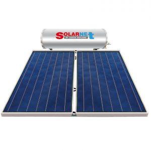 Ηλιακός Θερμοσίφωνας Assos Solarnet - Τριπλής Ενέργειας